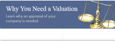 Why You Need a Valuation